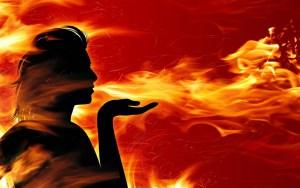 Art-fire-wallpaper-women-1050x1680